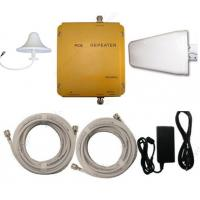 Quality PCS980 1900mhz cell phones signal repeaters cellular phones signal booster for sale