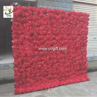 China UVG PTR1103 Wedding decoration materials artificial flower for wall decoration 6ft high on sale