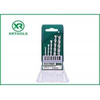 Quality Carbide Tipped Metric Masonry Drill Bits 4 - 10mm Size For Granite / Stones for sale
