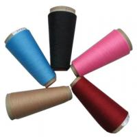 Quality Dyed Polyester Spun Yarn for sale