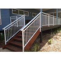 China High Strength Aluminium Outdoor Stair Handrail For Residential Housing on sale