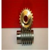 Quality Customized Designs Metric Bevel Gears With Single Thread Worm for sale