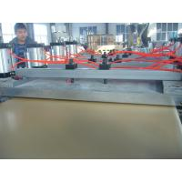 Quality Professional WPC Extrusion Machine For Panel Fence Low Energy Consumption for sale