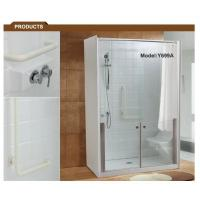 China Unique Design Walk In Bath And Shower Combo / Old People Bathtub Thermostatic Heater on sale