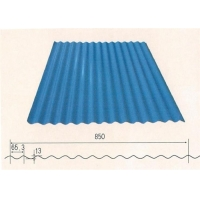 Quality AISI 1.0mm RAL Stainless Steel Corrugated Sheet for sale