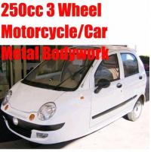 Buy cheap Three Wheel Motorcycle product
