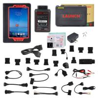 Quality Launch X431 V 8inch Tablet Wifi / Bluetooth Full System Diagnostic Tool Two Years for sale