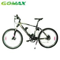 Quality 2017 motor fat tire mountain electric bicycle / hidden battery electric fat bike for sale