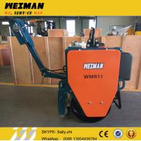 Quality brand new Walk behind single drum road roller WMR11, mini viratory roller adopts HONDA engine made by china supplier for sale