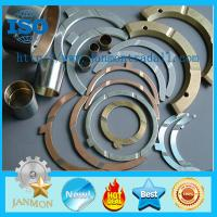 Quality Customed Special Brass/Bronze/Copper Washer,Bimetal washer,Bimetal thrust washer,Copper coated bimetallic  thrust washer for sale