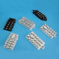 Quality Rubber Keypads with Actuation Force of 20 to 500g for sale