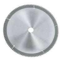 Quality Large circular  plastic cutting saw blade for cutting plexiglass, copper for sale