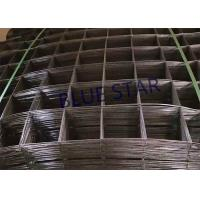 Quality Hot Dip Galvanized Welded Wire Mesh Sheets Stainless Steel 2mm Wire 50 * 50 Hole For Construction for sale