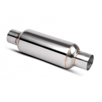 Quality Bullet 2.25 Inch Car Exhaust Resonator for sale