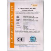 Zhongshan Yunfeng Hardware Co., Ltd. Certifications