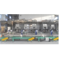 Quality 25kg Fertilizer Weighing Filling Packing Palletizing Line for sale