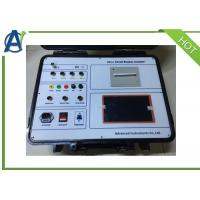 China AC 220V High Voltage Circuit Breaker Test Kit Electrical Dynamic Characteristics on sale