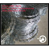Quality Hot Sales Razor Barbed Wire with High Quality and Competitive Price for sale