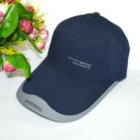 Quality custom Promotional Unisex Classic Outdoor Sport Caps and Hats for Men and Women, 100% Cotton Cap for sale