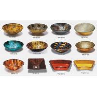 Quality Glass Sink, Basin, Artificial Glass Basin, for sale