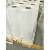 Buy Puncture Resistance Anti Fog Film , Heat Shrink Plastic Film Cross Linked Construction at wholesale prices