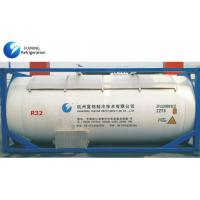 China Environmental Friendly Mixed HFC R32 Refrigerant Clear / Colorless , Home AC Refrigerant on sale