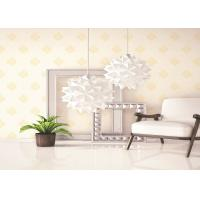 Buy cheap Simple Chinese Classical Back To The PVC pattern Living Room Wallpaper With CE/ISO/SGS/CSA product