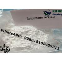 Quality Pharmaceutical Boldenone Steroid , Boldenone Acetate CAS register number 2363-59-9 for sale