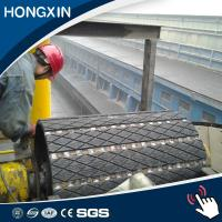 Buy cheap 1830 mm * 138 * 15 mm Conveyor Belt Drive Pulley Rubber Lagging product