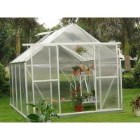 Quality Greenhouse technology(HX75114G), New style metal frame for sale