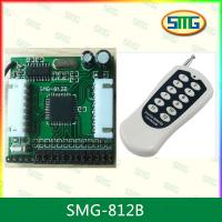Quality SMG-812B 12 channel remote controller without realy for sale