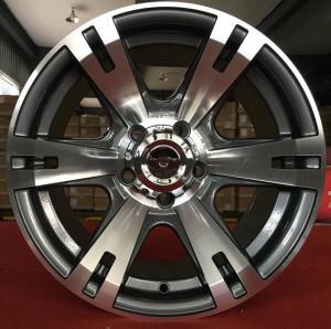 Buy cheap 4x4 suv Car Alloys Wheels,16X8 4x4 Alloy Wheels PCD 139.7 - 160   KIN-30111 product