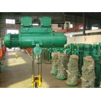 Quality YT BCD explosion proof drive smoothly wire rope electric winch hoist for sale