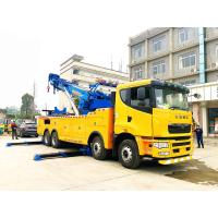Quality 60T Heavy Crane arm for truck,60T Rotary Crane for Heavy Duty Truck Chassis for sale