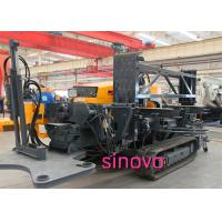 Buy cheap Cummins Engine Horizontal Directional Drilling Machine Spindle Speed 0 - 76 R/Min product