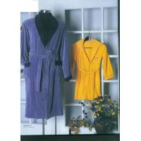 China Cotton Terry Robe on sale