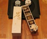 China Chinese Wholeasale Empty Natural Pine Wooden Tea Bags Box on sale
