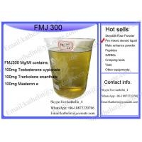 Quality Oil Based Injection Gear FMJ 300 Semi Finished Liquid For Bodybuilding for sale