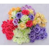 China artificial flower arrangements- Rose - Six color on sale