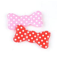 Quality Pink / Red Foam Hair Accessories / Fancy Boutique Hair Bows , Recycle for sale