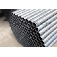 Quality DIN 17175 ASTM A213 ASME SA210 Seamless Metal Tubes , Round Steel Pipe 10CrMo910 for sale
