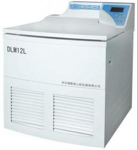 China DLM12L Large Capacity Centrifuge on sale