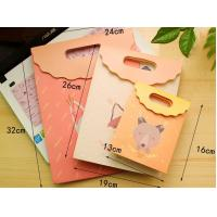 China Promotional children exquisite gift bags holiday small packing bags on sale