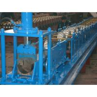 China 2.2KW Automatic Roof Color Steel Roofing Gutter Forming Machine on sale