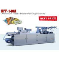 Quality Small Capsule ALU PVC Blister Packaging Equipment Blistering Machine for sale