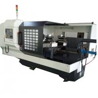Quality Stainless Steel Cookware Cnc Spinning Lathe / Spinning Heavy Duty CNC Lathe Machine for sale