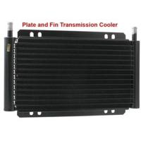 Quality Fan Brazed Plate Heat Exchanger Hydraulic Aluminum Cooling System for sale