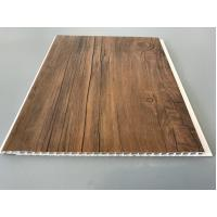 Buy cheap 10 Inch Wooden laminate ceiling panels Thickness 7.5mm For Ceiling from wholesalers