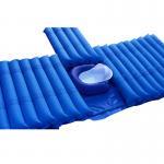 Quality Patients Anti Decubitus Mattress , Strip Alternating Pressure Air Mattress with Big Pump for sale