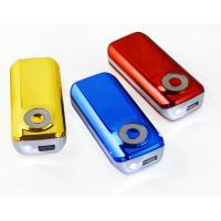 Quality Colorful CE Iphone Portable Phone Charger With Micro USB To Mini USB for sale